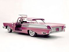 1959 Mercury XM-Turnpike Cruiser.