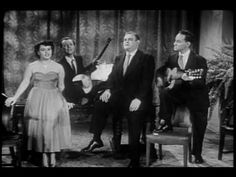 American Roots Music: The Weavers: All The 1951 Videos A collection of all the video recordings for Snader Telescriptions filmed in 1951