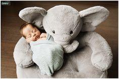 Sesión de recién nacido - Leven Foto