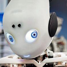 3ders.org - 3D printed Roboy robot shows emotions & replicates human response   3D Printer News & 3D Printing News