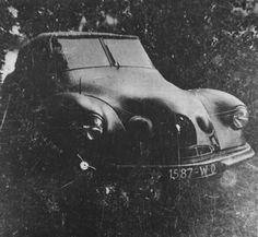 #Citroen #VGD #Hippopotamus #DS #Prototype http://www.citroenet.org.uk/