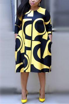 - Plus Size Mini Dresses - Ideas of Plus Size Mini Dresses African Fashion Ankara, Latest African Fashion Dresses, African Print Fashion, Dress Fashion, Africa Fashion, African Style, Fashion Prints, Short African Dresses, African Print Dresses