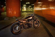 Wow! Triumph #Scrambler ''MK II Metin'' by Van Hai Nguyen - Photos by Klaus Huber-Abendroth. Una bicha para rodar con estilo por los caminos más divertidos, y una #Triumph ideal para el día a día | caferacerpasion.com