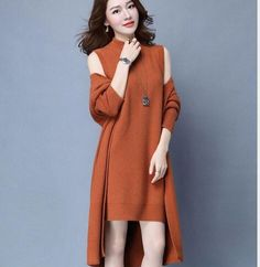 2017 Spring Autumn Women Elegant Dress Suits two-piece Dress with Jacket Knitted Plus Size professional office uniforms Set
