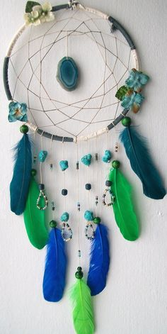 this dreamcatcher on etsy is STUNNING