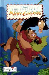 EMPEROR'S NEW GROOVE  Ladybird Book Walt Disney Series Gloss Hardback 2001