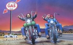 There are some people that are able to change the way that others view things. David Mann was one of these people. He was born September 10, 1940. David grew up to be a graphic artists who brought a subculture to the mainstream. He was an impressive motorcycle painter and was considered to be the …