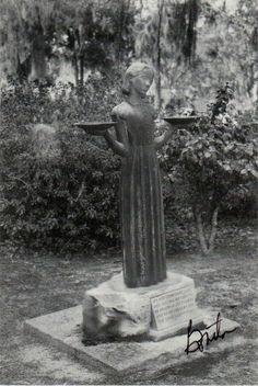 Savannah Ga Quot Garden Of Good And Evil Quot The Bird Girl No