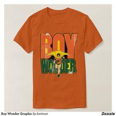 Boy Wonder Graphic Shirt