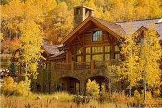 Dünyanın En Güzel Dağ Evleri - http://hepev.com/dunyanin-en-guzel-dag-evleri-5609/