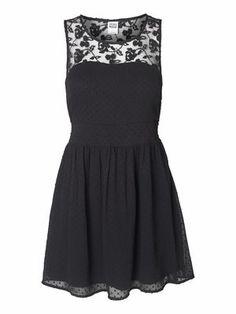Feja mini dress  #Lace #Dress #VEROMODA