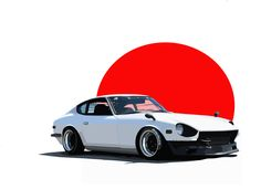 Showcase and discover creative work on the world& leading online platform for creative industries. Famous Sports, Retro Cars, Creative Industries, Sport Cars, Automobile, Japan, Gallery, Vehicles, Artwork
