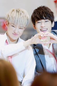 Hoshi, Wonwoo    LIKE SEVENTEEN