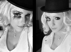 A Clockwork Orange Makeup