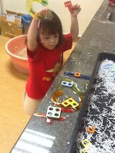 British Columbia Kindergarten Math A3 Numicon/number match