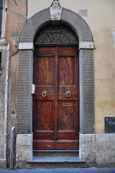 Italian Door   Flickr - Photo Sharing!