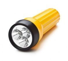 """Bible Object Lesson – """"Flashlights"""""""