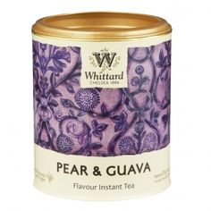 Pear & Guava Instant Tea | Instant Tea Flavours | Whittard of Chelsea