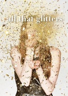 All that glitters.. | ZsaZsa Bellagio - Like No Other