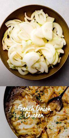 Chicken Lunch Recipes, Chicken Recipes Video, Recipe Chicken, Dinner Recipes, Chicken Meals, Mexican Food Recipes, Duck Recipes, Cabbage Recipes, Gf Recipes