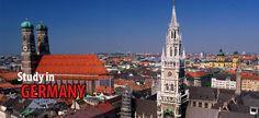 Study in German University – Best Study Abroad Destination in Europe.