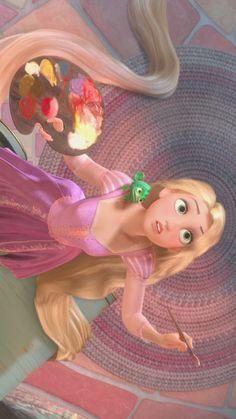 Wall paper celular disney rapunzel 56 ideas for 2019 Disney Rapunzel, Disney Girls, Tangled Rapunzel, Disney Phone Wallpaper, Cartoon Wallpaper, Disney Wallpaper Tangled, Wallpaper Quotes, Iphone Wallpaper, Disney Magic