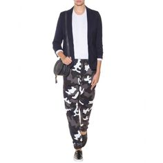 mytheresa.com - Track-Pants mit Camouflage-Print - Luxury Fashion for Women / Designer clothing, shoes, bags