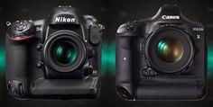 Nikon o Canon?