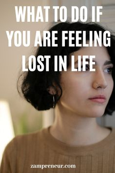If you are feeling lost and you want to know how to find yourself again, here are some important tips oto help you to get unstuck and feel in control again #findingyourself #findingpurpose #feelinglost #selfimprovement Positive Thinking Tips, Negative Thinking, Personal Development Books, Development Quotes, Feeling Lost, How Are You Feeling, Lost In Life, Why Questions, Books For Self Improvement
