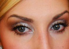 J.Lo inspired eye makeup tutorial