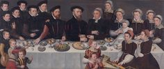 The De_Moucheron Family 1563