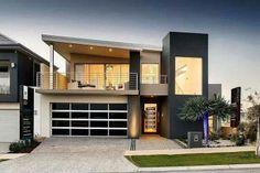 Modern Elegant Residential House.