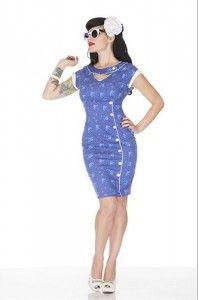 Vestiti Anni 50 · Party dresses ukPin up ... 5c022649cd5