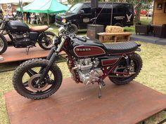 Honda Cb650 1979 HCG project #31