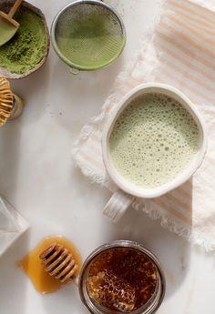 Make a Matcha Latte (step-by-step tutorial)