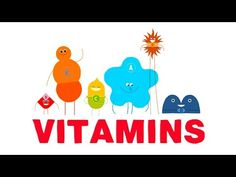 What's the value of vitamins? A crash course on the building blocks that keep our body running: