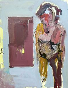Cabeza alta y mirada al frente.|Oil on canvas. 116cm x 89cm.|http://olasoluis.com/wp-content/uploads/2015/07/2014_01_g.jpg
