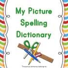 This picture spelling dictionary was made to be a resource to kindergarten, first, and second graders during writing. My class is made up of mostly...