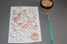 katzelkraft day - Sample in coral - Step by Step - Idee und Umsetzung Daniela Rogall