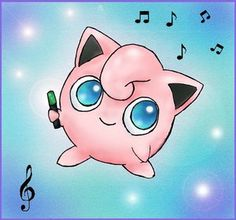 Pokemon #39- Jigglypuff