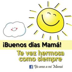 Image result for buenos dias mama