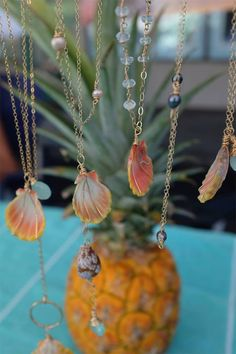 Things to do in Waikiki - Instead of shopping in Waikiki, find locally made items at flea and farmer's markets around Honolulu. These adorable handmade Sunrise Shell necklaces are half the price of Waikiki retail shops.