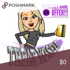 Offers considered! See something you love ❤️? Just make an offer with the offer button!!! Thanks so much for visiting my closet! I'm updating items and sales often so be sure to check in periodically.  I can typically ship next day and often same day.  Reasonable offers accepted! Other