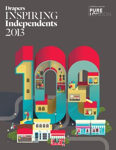 Drapers - 100 Inspiring Indies by Jing Zhang