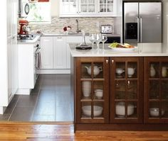 Should The Kitchen & Dining Room Have The Same Flooring? | House & Home