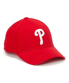 Take a look at this Philadelphia Phillies Taylor Baseball Cap - Men by T.E.I. on #zulily today!