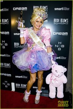 Fergie: Toddlers in Tiaras for Halloween!