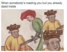35 Medieval Reactions That Will Never Stop Being Funny