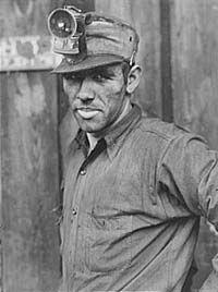 1940 coal miner