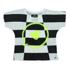 Camiseta Tagada R-J para Niña | Chipie | Offemily